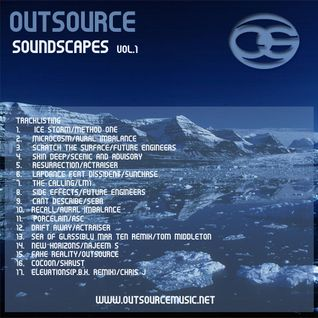 Soundscapes vol. 1 - OutSource