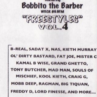 Stretch & Bobbito Freestyles Vol 4 (Side A)