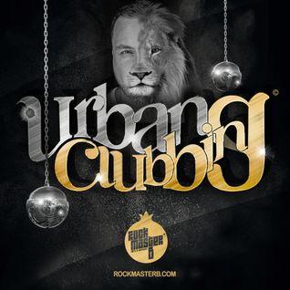 """PODCAST """"DJ MIX"""" URBAN CLUBBING VOL. 52 (2016.08.18)"""