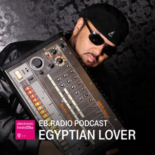 PODCAST: EGYPTIAN LOVER