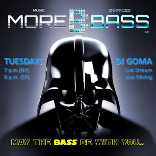 MAY THE BASS BE WITH YOU #29