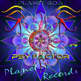 Planet Goa - Psy Factor #7