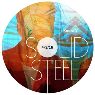 Solid Steel Radio Show 4/3/2016 Hour 2 - Kasra V