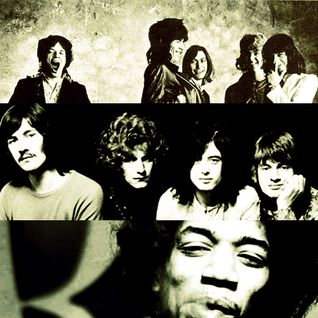 Only Rock N' Roll - 3 - Led Zeppelin + Rolling Stones + Jimi Hendrix
