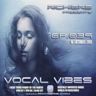 Richiere - Vocal Vibes 39