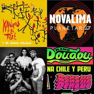 Movimientos show: 6/5/15 w/ Novalima album preview + Kanaku y El Tigre, Chicano Batman, Renata Rosa