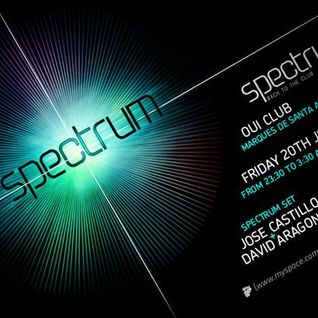 Spectrum Nights @ Oui club,  2006