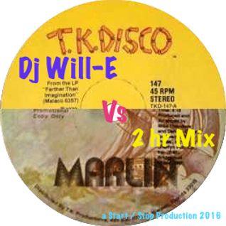 T.K. Disco vs. Marlin Records 2hr Mix V.2.0