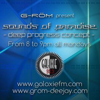 SOP by G-RöM - Deep Progress B-Day Special 2H Mix'set (Galaxie - 16.09.13)