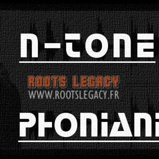ROOTSLEGACY Radio Show - 18/12/2013 - N-TONE DUB Session