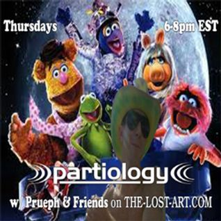 The Partiology Webcast on WWW.THE-LOST-ART.COM 8.18.11 w/ Prueph