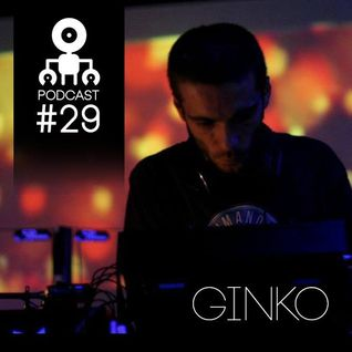 Ginko - Dubstep Exclusive for Melting Podcast #29