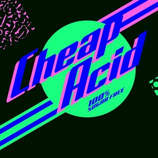 Live Podcast at Cheap Acid 22.02.2014 in Sameheads