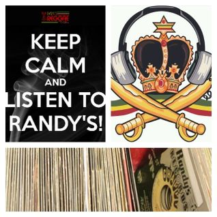 11-06-13 JAH WARRIOR SHELTER TAKES OVER RANDY'S REGGAE RADIO!