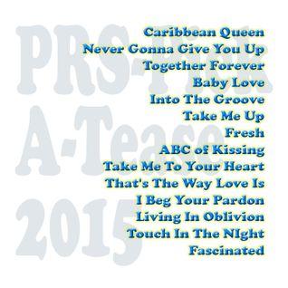A-Tease - PRS Pick