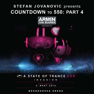 Stefan Jovanovic - Countdown To 550: Part 4 (2012-01-21)