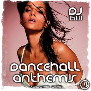 DJ OKI - DANCEHALL ANTHEMS VOLUME 1 - 2010 - DANCEHALL - RAGGAETON - MIXTAPE