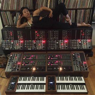 Nana Nicol's Cosmic Balaeric Slop - 17th May 2016 - Nancy