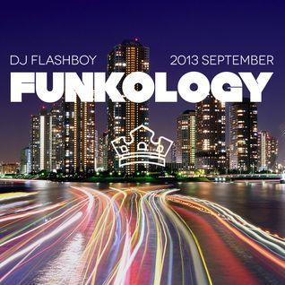 Dj Flashboy - Funkology (2013 September)