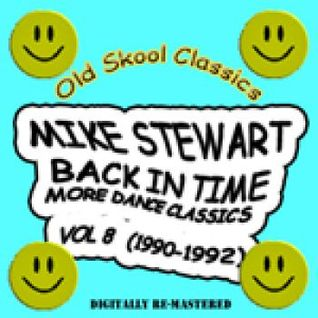 Dj Mike Stewart - Back In Time Vol 8 Ultimate Dance Classics