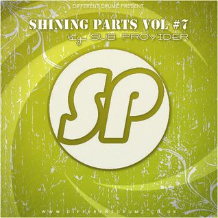 Shining Parts Vol #7 DIFFERENT DRUMZ 10 11 15