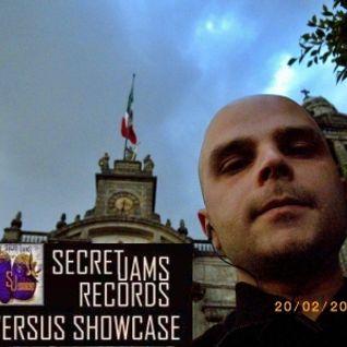 Secret Jams Records Versus Showcase - Danny L.- Crossfader Radio - 11.12.2013