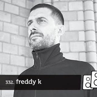 Soundwall Podcast #332: Freddy K