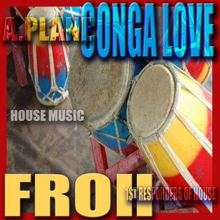 TOMMY WICKENS AKA A.PLANE PRESENTS CONGO LOVE