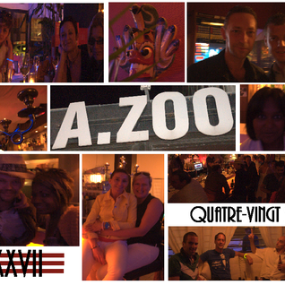2013080 Quatre-Vingt Sept - A.Zoo Cocktailbar Third Edition