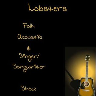 The Lobsters Singer-Songwriter & Acoustic Show August ft Rebecca Vaughan