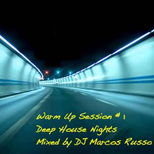 Marcos Russo @ Warm Up Session # 1