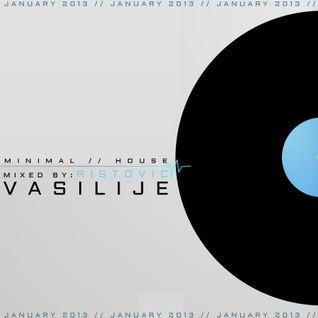 Vasilije Ristović - Minimal / House Mix (40 min)
