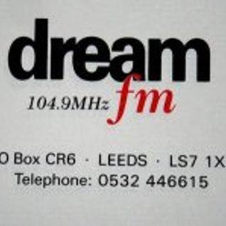 DJ Shock - Dream FM (Leeds) Boxing Day 1992.