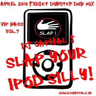 DJ CAPITAL J - SLAP YOUR IPOD SILLY [VIP BASS #7]