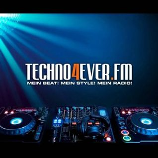 TheHouseControllers - IN THE MIX Techno4ever.FM Club Stream