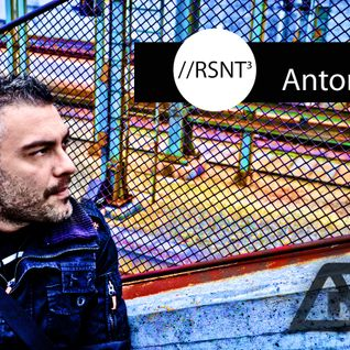 Antoni Bios Podcast for Radio Resonante //rsnt3