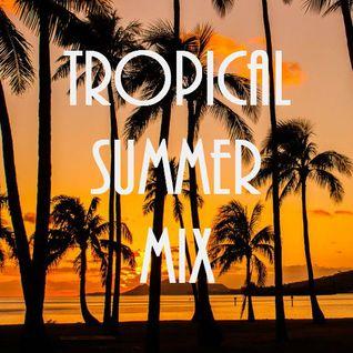 IKEMAN - Tropical Summer Mix