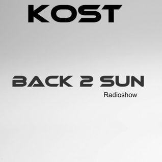 BACK 2 SUN Radioshow - Episode 46 @EDM Radio