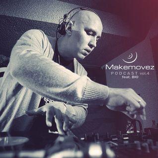 Makemovez podcast vol.4 feat. DJ BIO