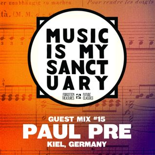 MIMS Guest Mix: PAUL PRE (Germany)