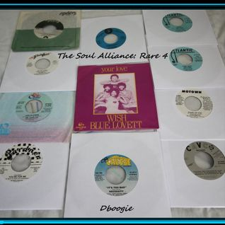 The Soul Alliance: Vinyl Alliance Vol.6 (Rare 4)