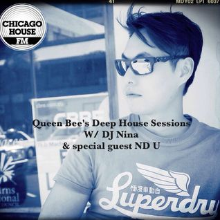 Queenbee 39 s deep house sessions mixcloud for Deep house chicago