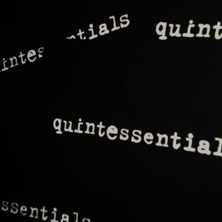 Ugly Drums Exclusive Mix For Quintessentials