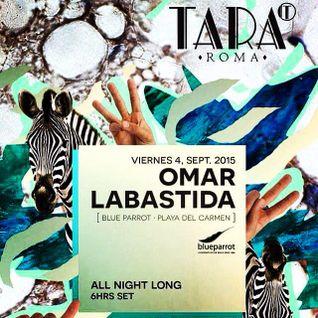 Omar Labastida Live @ Tara (Mexico) (04-10-15)
