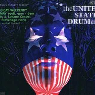 Darren Jay B2B Micky Finn (Part 1) One Nation 'The United States of Drum and Bass' 1st May 1998
