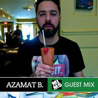 MIMS Guest Mix: AZAMAT B (France)