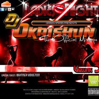 DJ Okaishun The Official Mixtape - Ladies Night Vol. 3