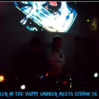 FEL & RAWLER - THE HAPPY SMOKER MEETS STUDIO 76 @ SAW ROOM & FRIENDS (24/8/13)