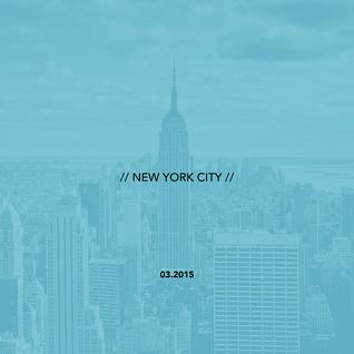 The Flavr Blue - New York City 03.2015