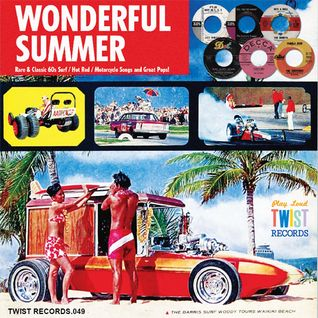 WONDERFUL SUMMER - The Sixties Vocal Surf Pop